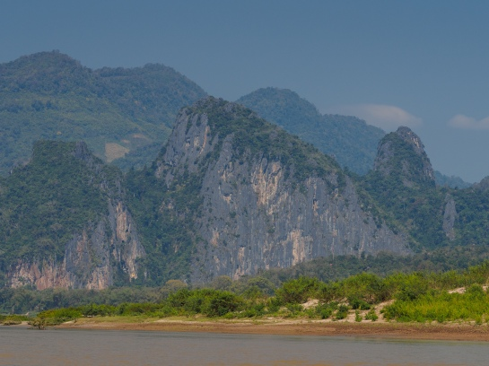 Mountains and the Mekong