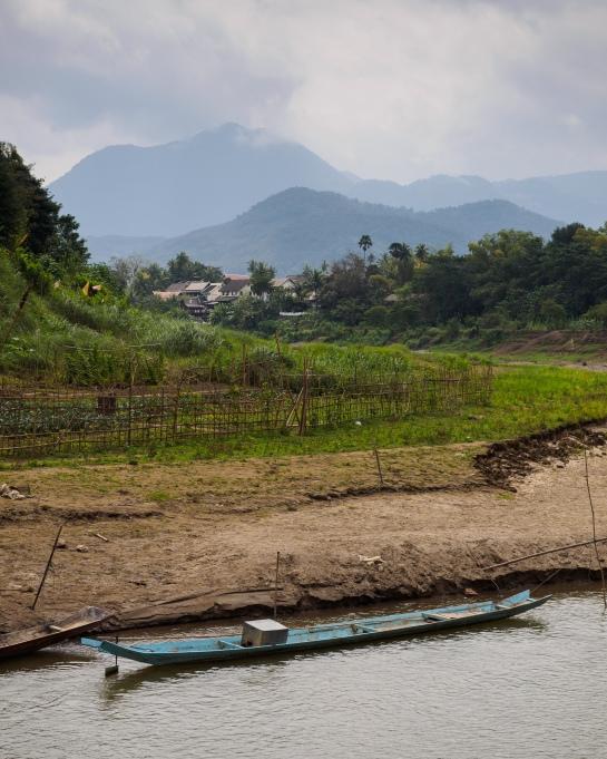 Nam Khan River, Luang Prabang